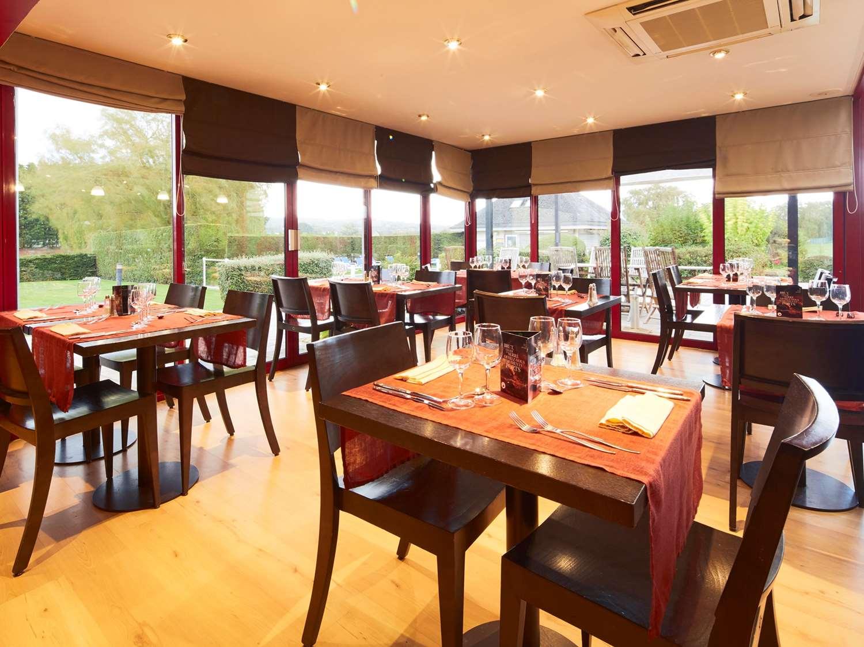 Restaurant - Hotel Kyriad Deauville - Saint Arnoult