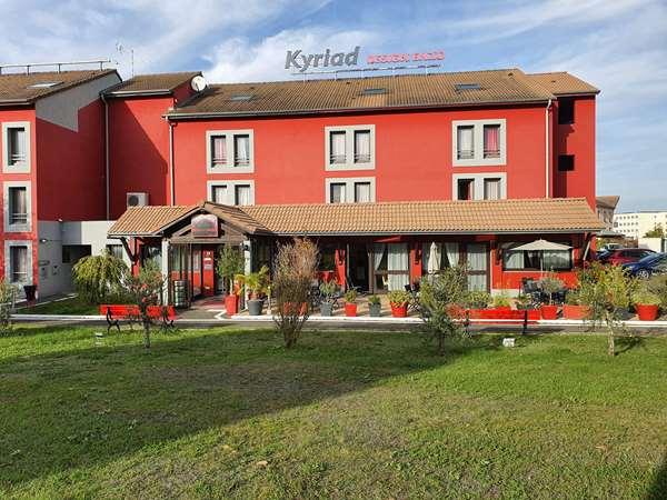 فندق KYRIAD Design ENZO CANNES-ECLUSE