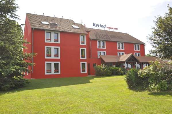 فندق KYRIAD Design ENZO MONTLUCON - Saint Victor