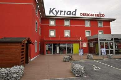 Hôtel KYRIAD Design ENZO REIMS - Tinqueux