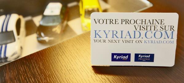 KYRIAD Design ENZO THIONVILLE