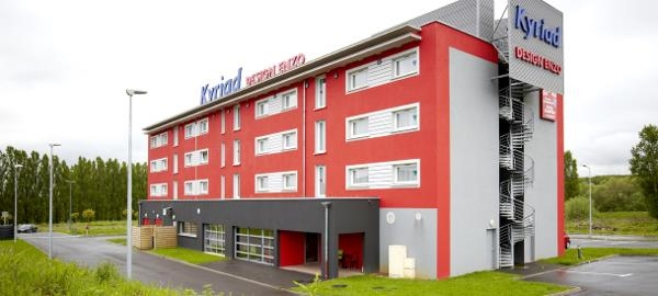 Hotel ENZO HOTELS THIONVILLE By KYRIAD DIRECT