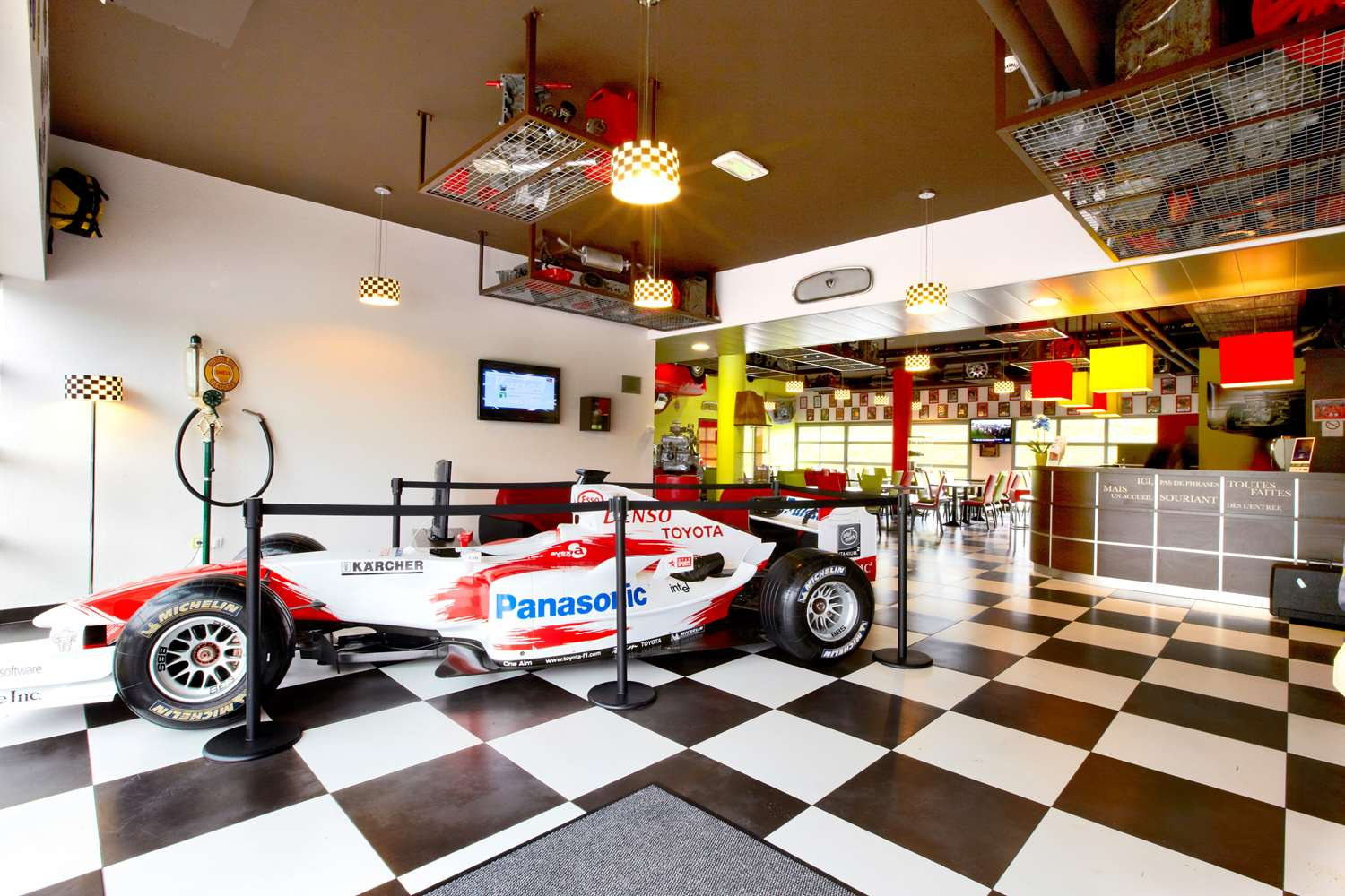 Restaurant - Hotel Enzo Hotels Thionville By Kyriad Direct