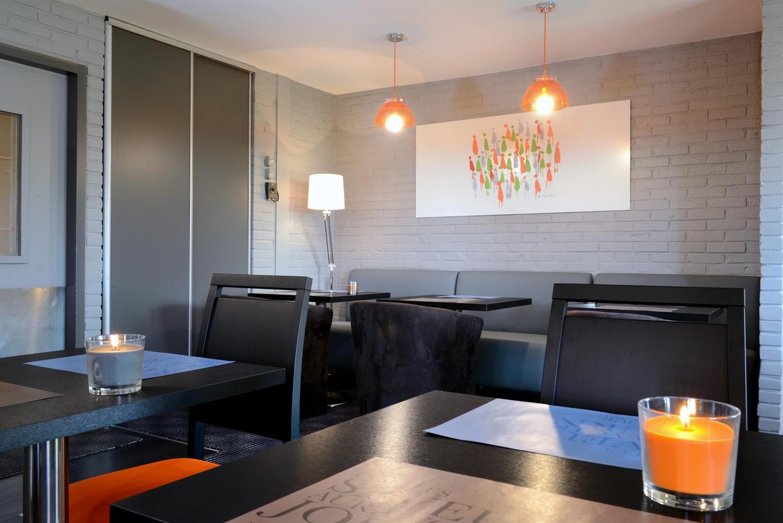 Restaurant - Hôtel Kyriad Dijon Est - Quetigny