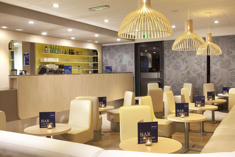 Restaurant - Hotel Kyriad Gueret