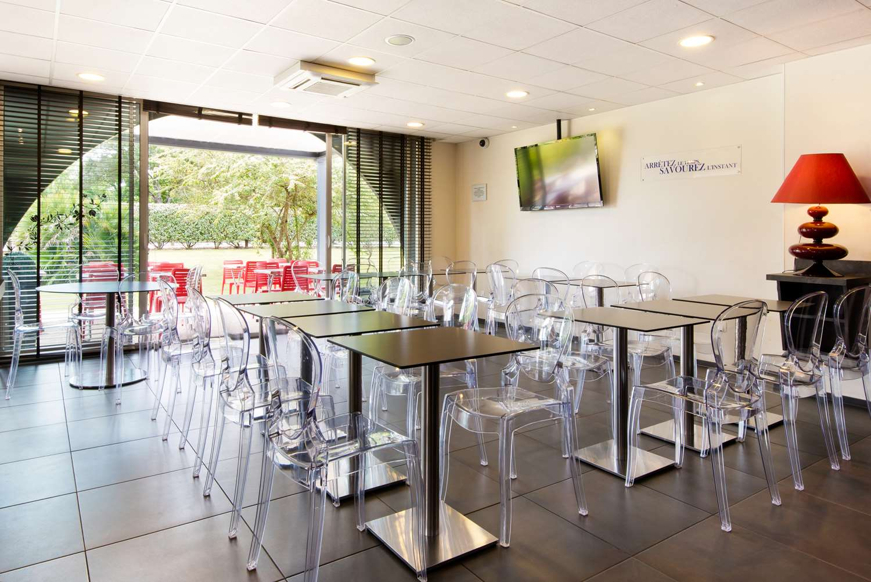 Restaurant - Hotel Kyriad La Rochelle Centre Ville