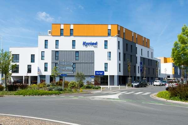 酒店 KYRIAD LA ROCHELLE CENTRE - Les Minimes