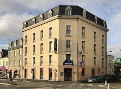 Hôtel KYRIAD LAMBALLE