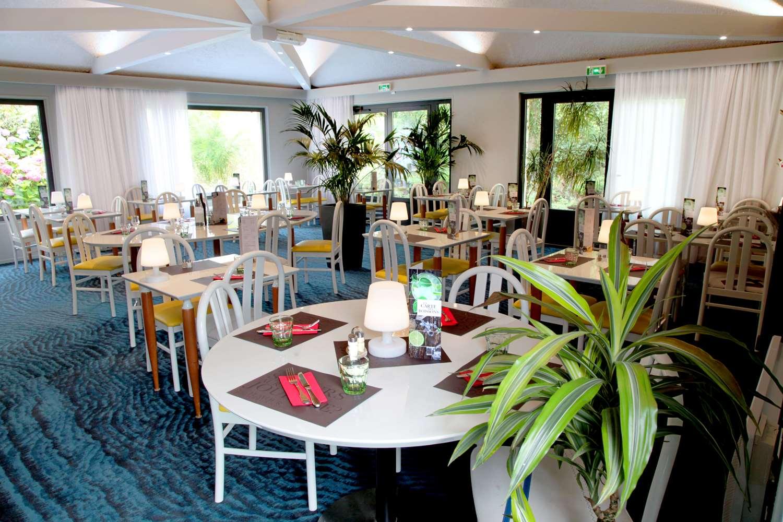 Restaurant - Hotel Kyriad Lannion - Perros-Guirec