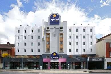 Hôtel KYRIAD LE BOURGET CENTRE - Parc des Expositions