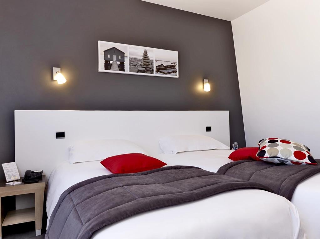 Hotel KYRIAD LES SABLES D'OLONNE - Plage
