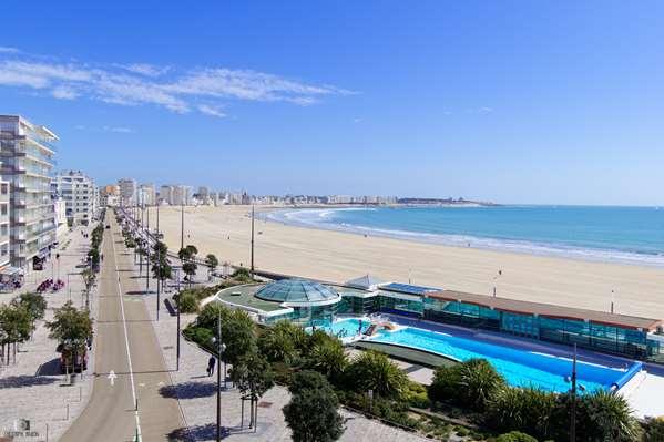 酒店 KYRIAD LES SABLES D'OLONNE - Plage - Centre des Congrès