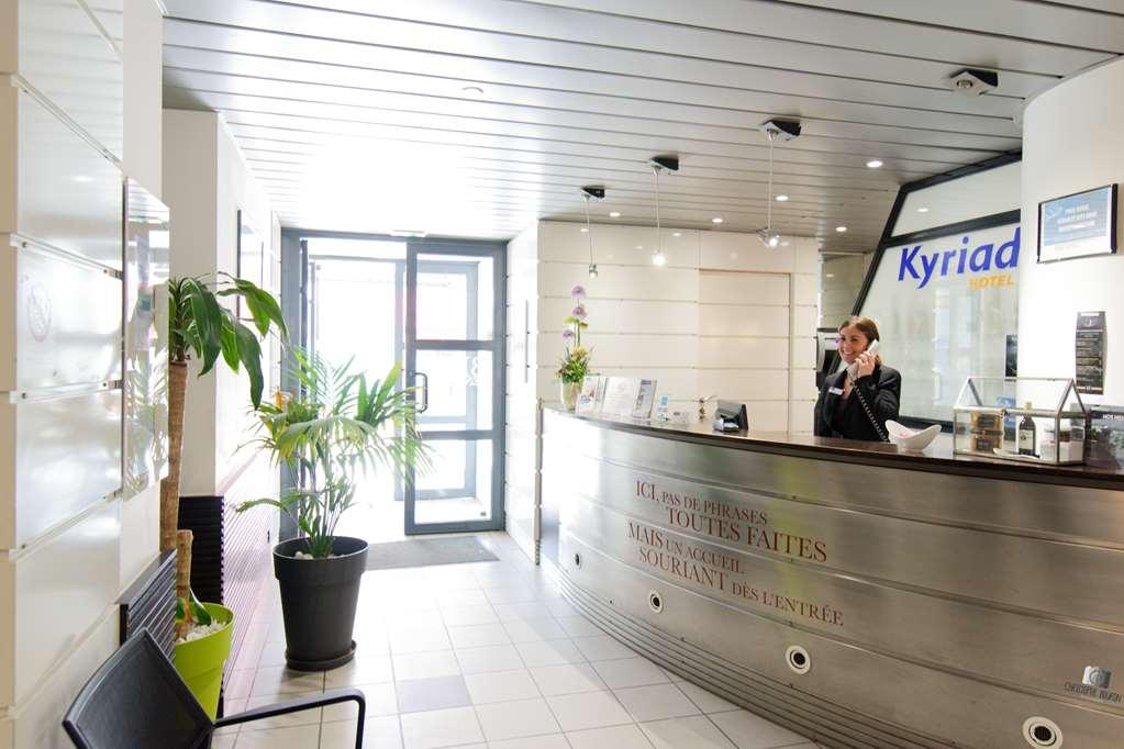 Hôtel KYRIAD LES SABLES D'OLONNE - Plage - Centre des Congrès