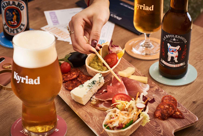 Restaurant - Hotel Kyriad Les Ulis