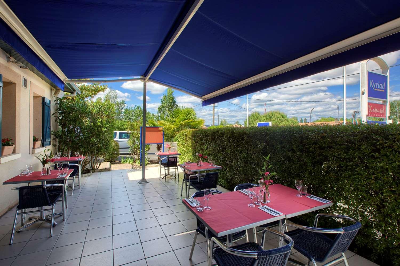 Restaurant - Hotel Kyriad Libourne - Saint Emilion