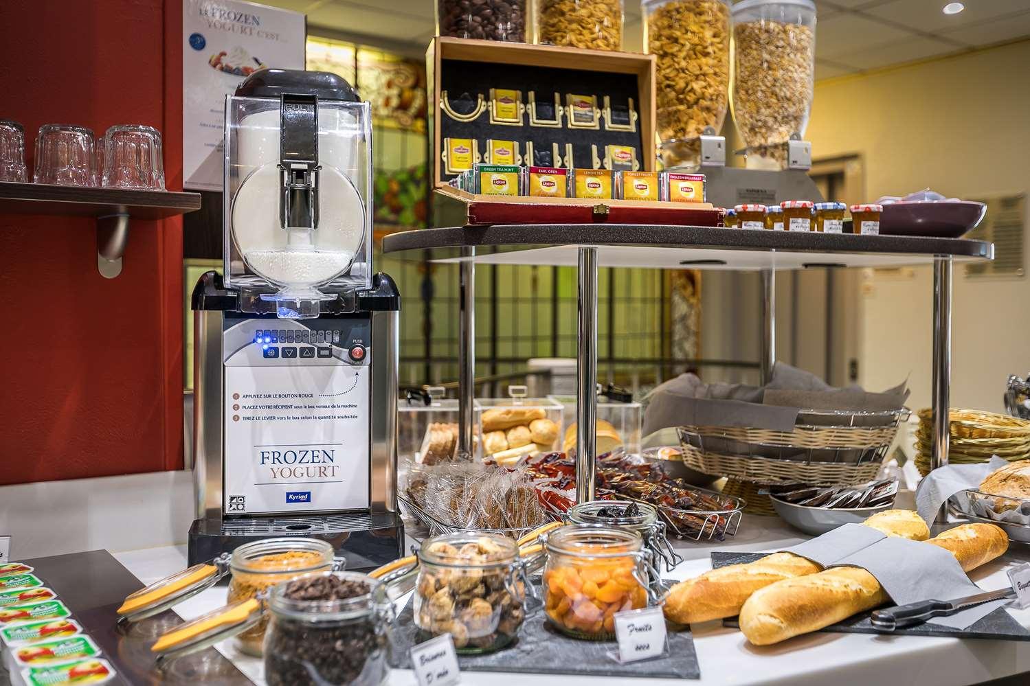 Restaurant - Hotel Kyriad Lille Centre - Gares