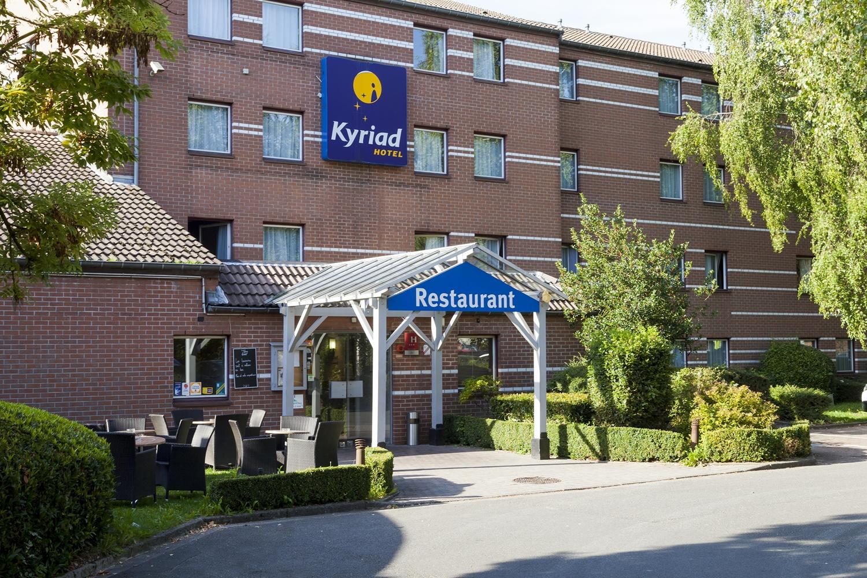 KYRIAD LILLE EST - Villeneuve d'Ascq