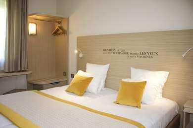 Hotel Kyriad Lyon Est - Bron Eurexpo Le Cottage