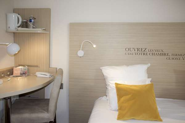 Hotel HOTEL KYRIAD LYON EST - Bron Eurexpo Le Cottage - Standard Room