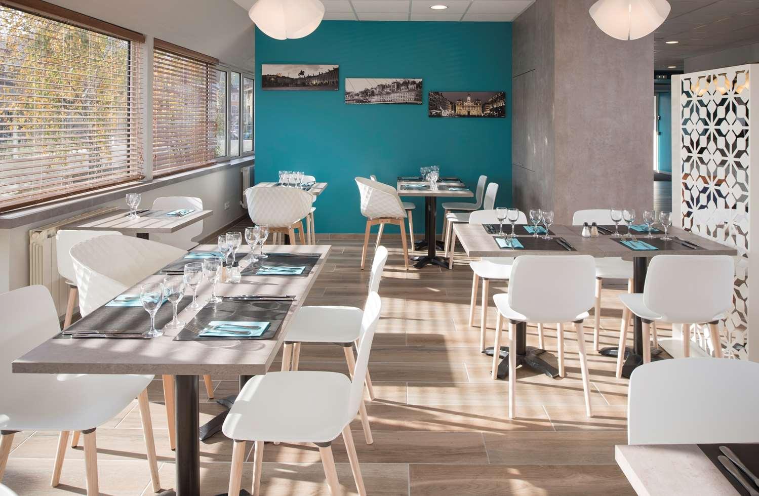 Restaurant - Hotel Kyriad Lyon Sud - Givors