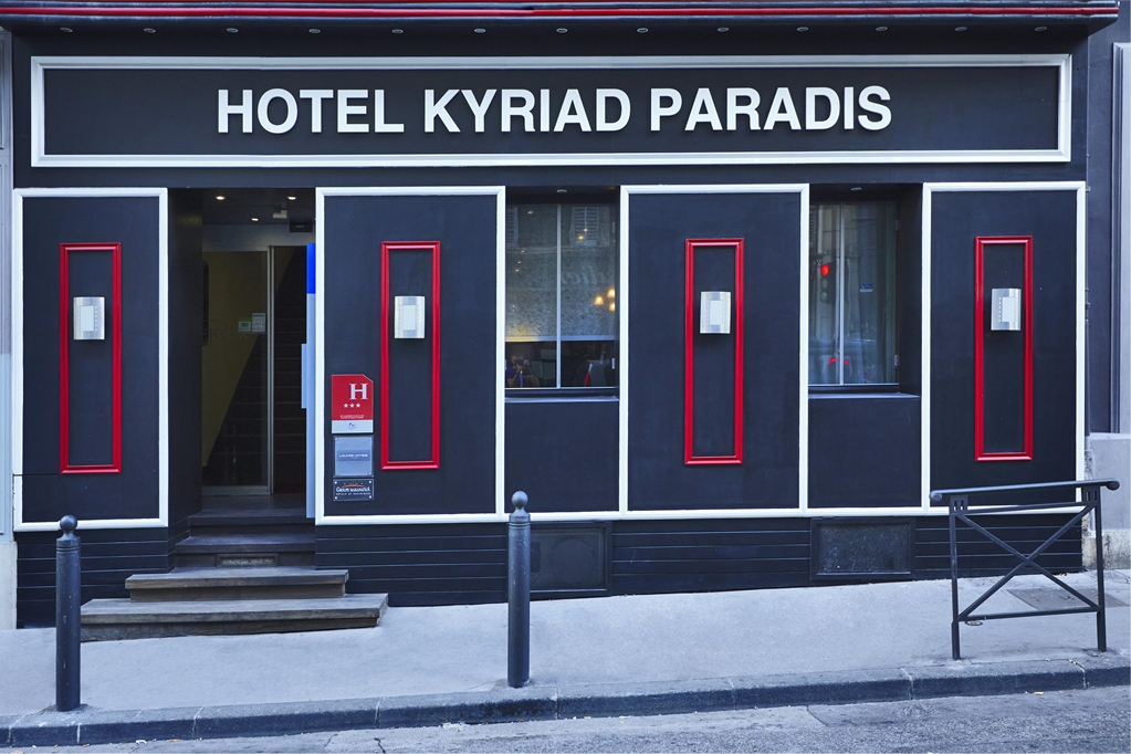 Hotel Kyriad Marseille Centre - Paradis - Préfecture