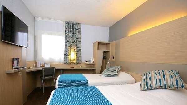 Hotel Kyriad MARSEILLE PALAIS DES CONGRES – Vélodrome