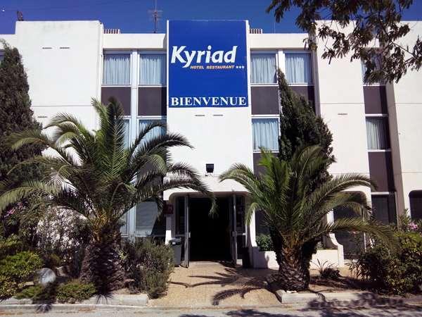 Hotel Kyriad Marseille Ouest - Martigues Ecopolis