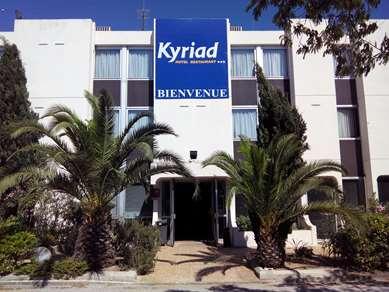 Hotelu KYRIAD MARSEILLE OUEST - Martigues