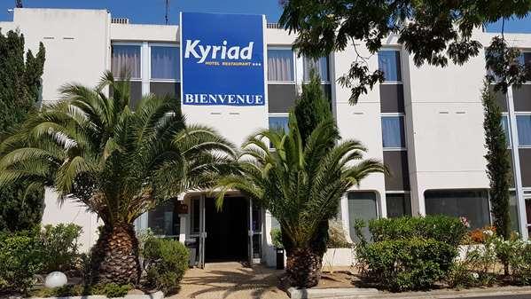 酒店 KYRIAD MARSEILLE OUEST - Martigues
