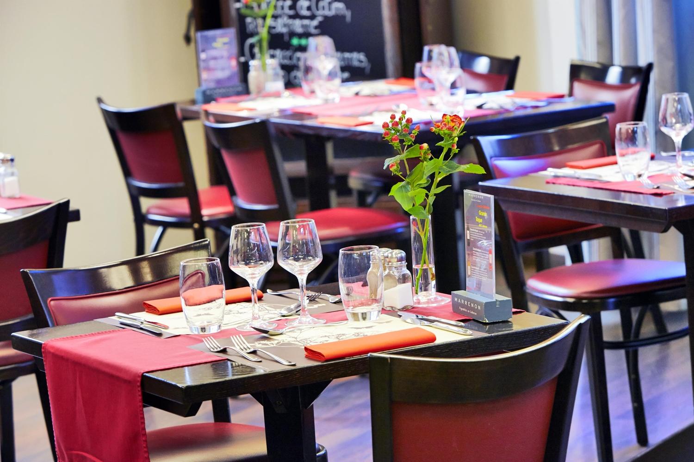 Restaurant - Hotel Kyriad Metz Centre