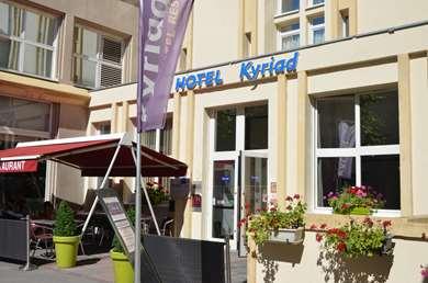 Hotelu KYRIAD METZ CENTRE
