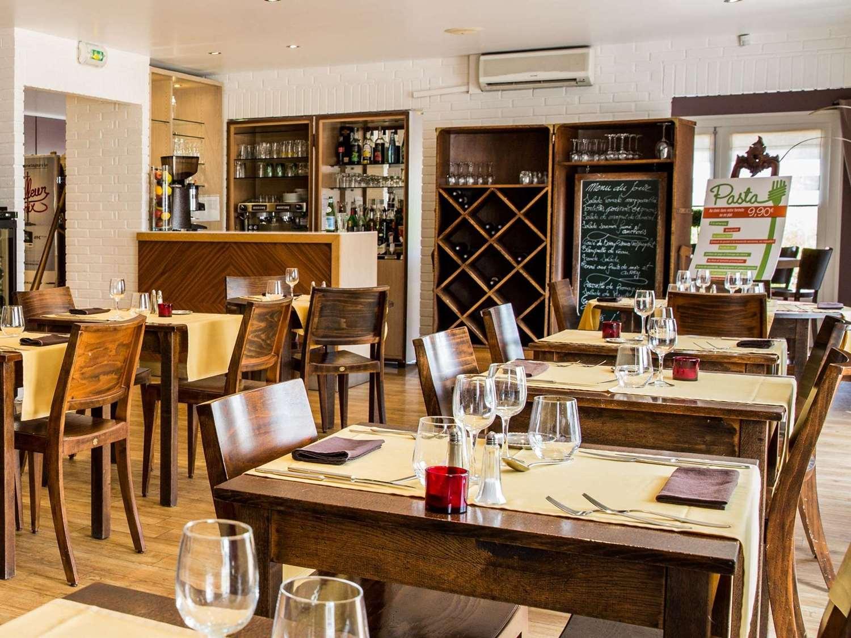 Restaurant - Hotel Kyriad Montargis - Amilly