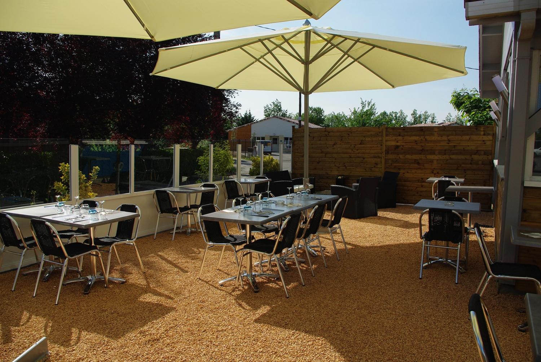 Restaurant - Hotel Kyriad Montauban