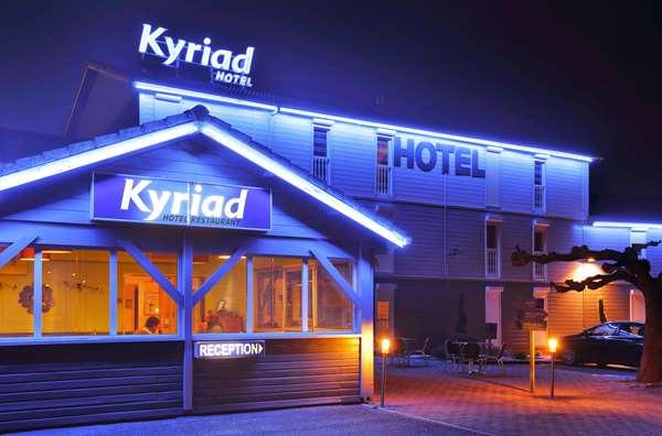 酒店 KYRIAD MONTAUBAN