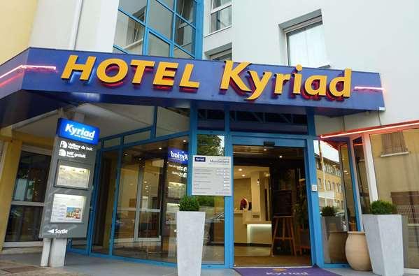 فندق KYRIAD MONTBELIARD - Sochaux