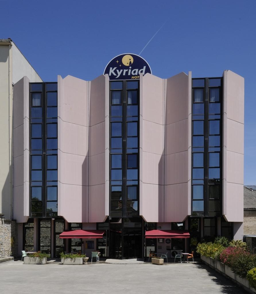 Hotel Kyriad Montelimar Centre