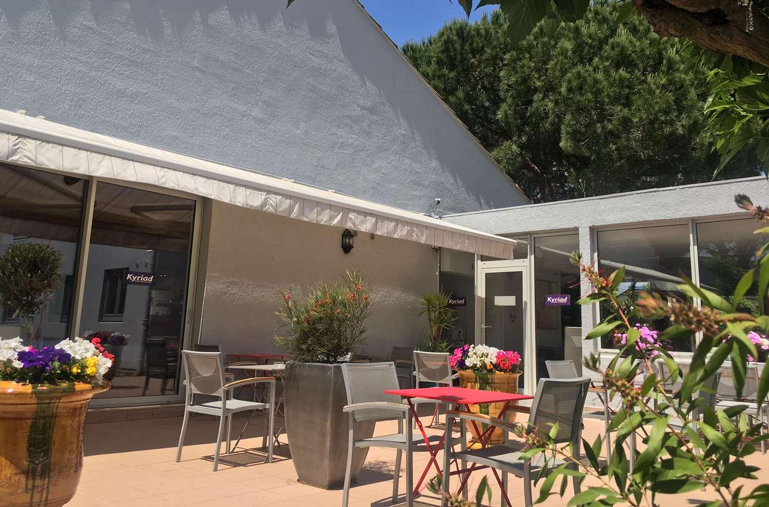 Restaurant - Hôtel Kyriad Montpellier - Aéroport