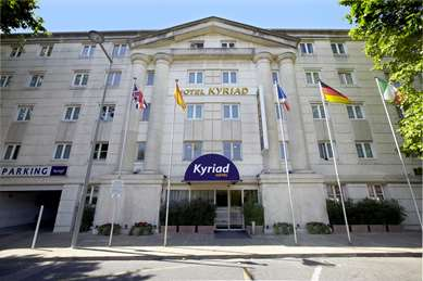 Hôtel KYRIAD MONTPELLIER CENTRE - Antigone
