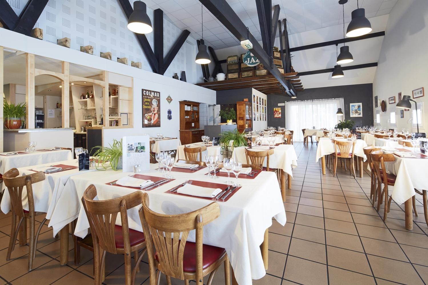 Restaurant - Hotel Kyriad Mulhouse Nord - Illzach