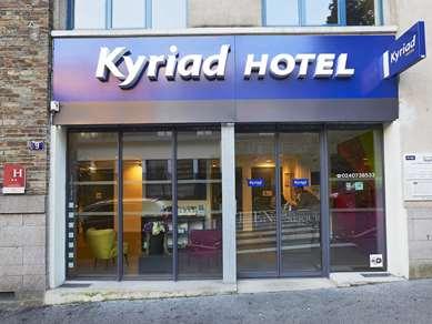 Hôtel KYRIAD NANTES CENTRE GRASLIN