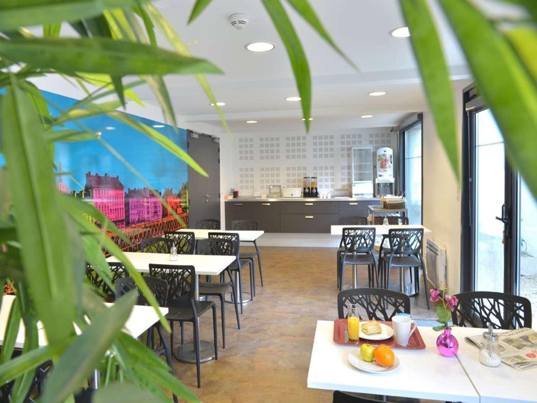 Restaurant - Hotel Kyriad Nantes Centre Graslin