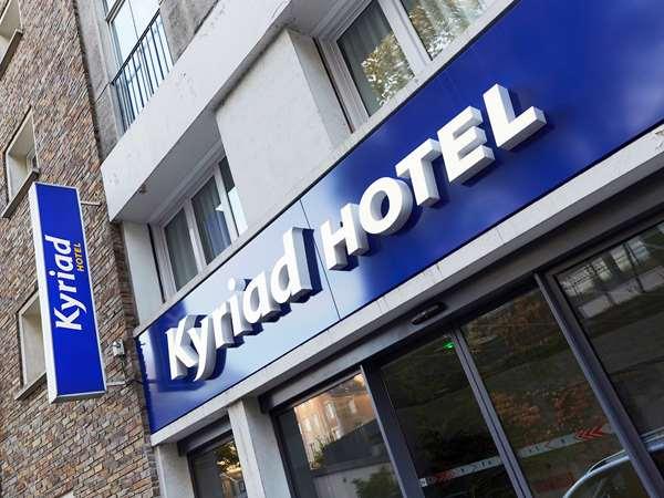 فندق KYRIAD NANTES CENTRE GRASLIN