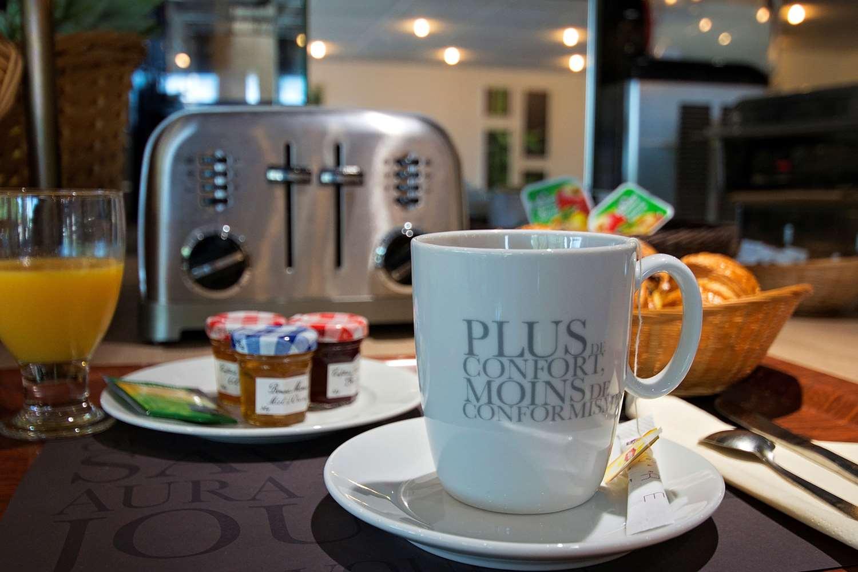 Restaurant - Hotel Kyriad Nemours
