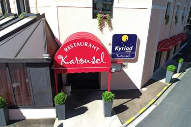 Hotel KYRIAD NEVERS CENTRE