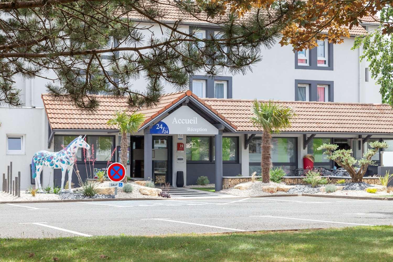 HOTEL KYRIAD NIORT - Espace Mendès-France
