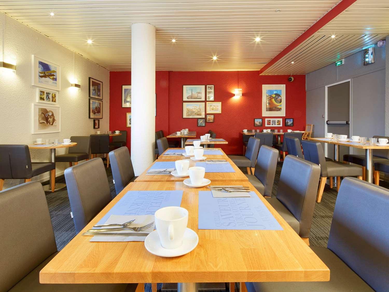 Restaurant - Hôtel Kyriad Orly Aéroport - Athis Mons
