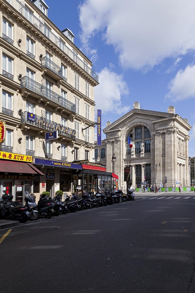 Kyriad PARIS X Gare du Nord