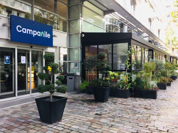 HOTEL CAMPANILE PARIS 12 - Bercy Village