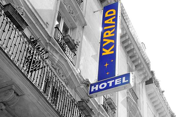 HÔTEL Kyriad Paris 13 - Italie Gobelins