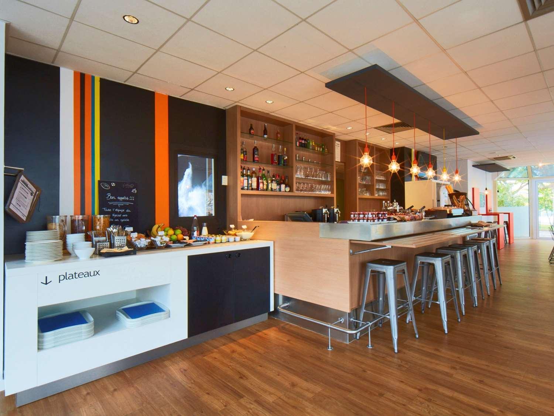 Restaurant - Hotel Kyriad Paris Ouest - Colombes